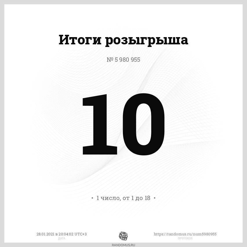 """Розыгрыш № 5980955. """"Акция дня"""" на сайте dimmel.ru"""