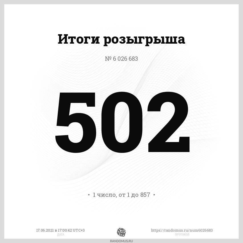 """Розыгрыш № 6026683. Акция """"Техника в подарок"""" с 01 апреля по 14 июня 2021г."""