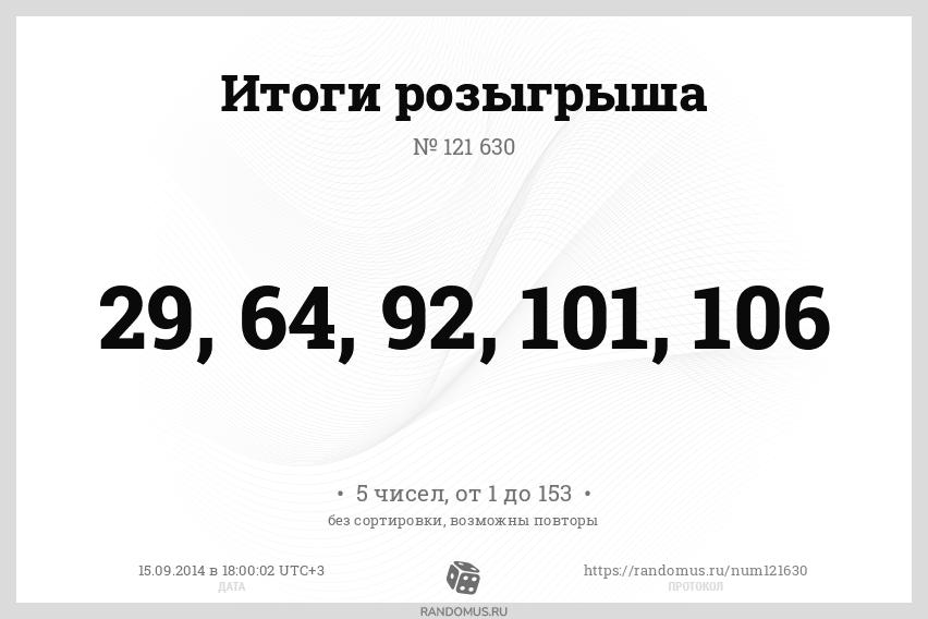 Розыгрыш № 121630. Розыгрыш открыток с природой России