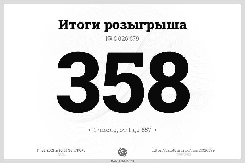 """Розыгрыш № 6026679. Акция """"Техника в подарок"""" с 01 апреля по 14 июня 2021г."""